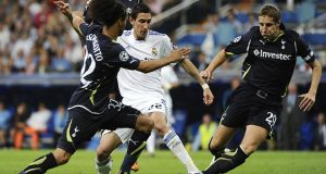 Spurs confront Real Madrid in Champions League Group Stage