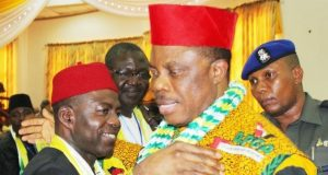 Gov. Willie Obiano of Anambra