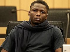 Nigerian asylum seeker Anthony, who allegedly killed girlfriend in Germany