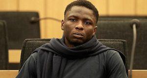 Nigerian asylum seeker Anthony, who allegedly killed girlfriend in Germany