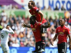 Man United humiliate Swansea City