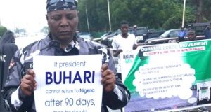 Charly Boy's #ourmumudondo protest