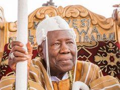 Olubadan of Ibadan land, Oba Saliu Adetunji