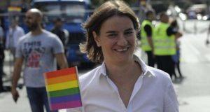 Ana Brnabic, Zerbian's PM