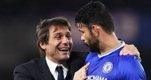 Antonio Conte, Chelsea boss and Diego-Costa