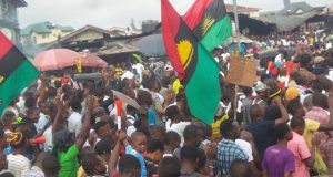 Indigenous-People-of-Biafra, IPOB members
