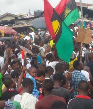 Indigenous-People-of-Biafra, IPOB members