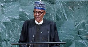 Buhari at UNGA