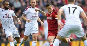 Stubborn Burnley hold Liverpool