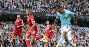 Man City thrash Liverpool 5-0