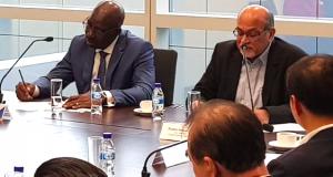 Gov. Obaseki on FDI drive in Singapore
