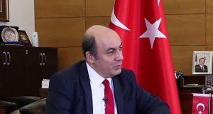 Turkish Ambassador to Nigeria, Hakan Cakil,