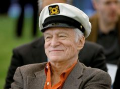 Hugh Hefner, Playboy Magazine founder