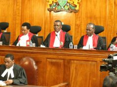 Kenyan Supreme Court Justices
