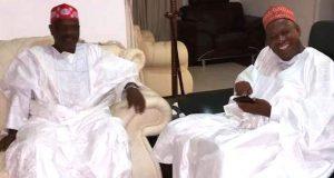 Kwankwaso and Gov Ganduje