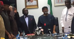 NARD meeting with FG delegation deadlocked