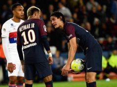 Neymar and Cavani