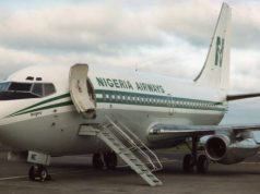 Defunct Nigeria Airways
