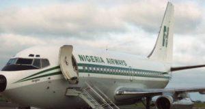 Defunct Nigeria Airways