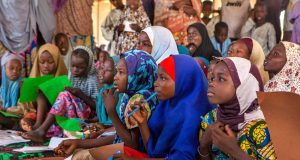 Out-of school children in Borno