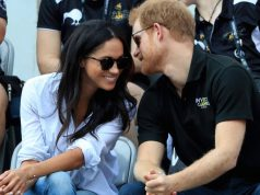 Prince Harry and Meghan Markle,
