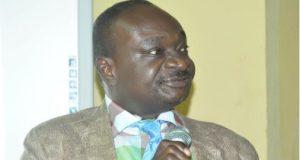 Prof. Felix Salako, FUNAAB V.C
