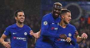 Chelsea crush Qarabag