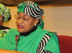 Senator-Aisha-Alhassan, Minister of Women Affairs