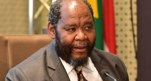 South Africa's Statistician-General Pali Lehohla