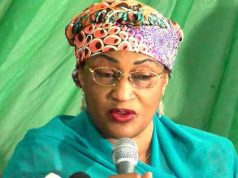 Ex-Minister of Women Affairs, Aisha Alhassan