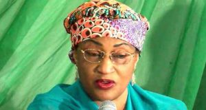 Minister of Women Affairs, Aisha Alhassan