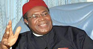 Dr Okwesilieze Nwodo