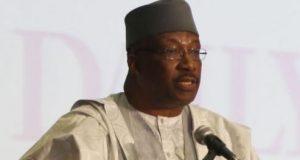Abdulrahman-Dambazau, Minister of Interior