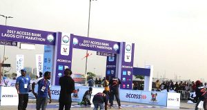 Access Bank Lagos City Marathon