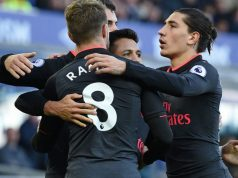 Massive jubilation as Arsenal trounce Everton at Goodison Park