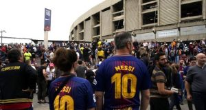 Barcelona FC to join Ctalonian protest today