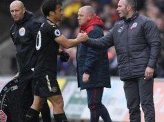 Michael Appleton's first match as caretaker coach