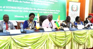 ECOWAS First Ladies' Forum in Niamey,