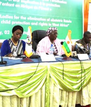 ECOWAS First Ladies' Forum in Niamey,