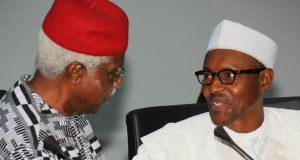 Ekwueme and Buhari
