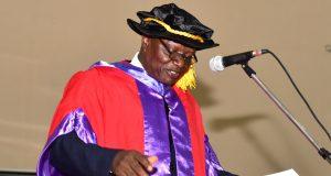 Professor Zacchaeus Opafunso,