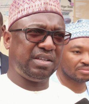 Gov. Sani Bello of Niger State