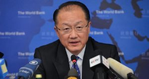 Jim-Yong-Kim, President, World Bank Group