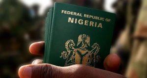 Nigerian Passport