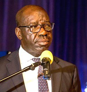 Gov. Godwin Obaseki of Edo