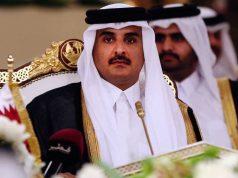 Qatari Emir Tamim Thani