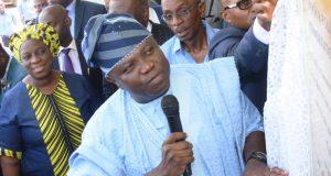 Gov. Ambode commissions the Christ Against Drugs Abuse Ministry (CADAM) Rehabilitation Centre at Araga, Epe, Lagos