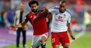 Salah's strikes take Egypt to Russia 2018 World Cup