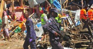 Somali bombing