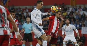 Girona defeat Real Madrid